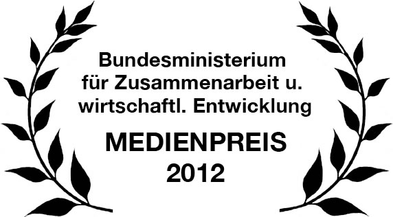Medienpreis des Bundesministerium für Zusammenarbeit und wirtschaftliche Entwicklung