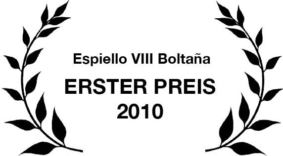 Erster Preis beim Espiello VIII in Boltana, Spanien