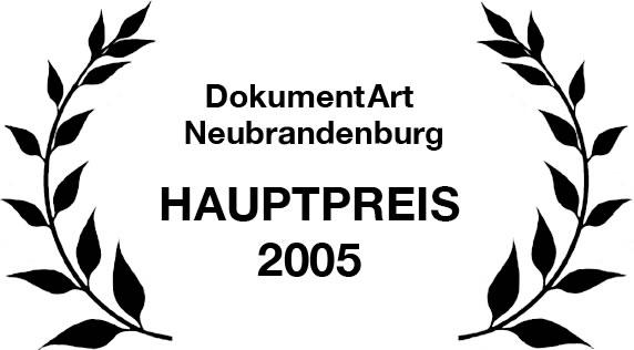 Hauptpreis der DokumentArt der Stadt Neubrandenburg