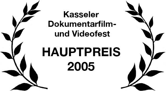 Hauptpreis beim Kasseler Dokumentarfilm und Videofest